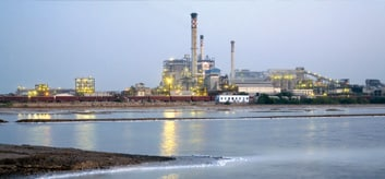 Tata Chemicals plant in Mithapur, India