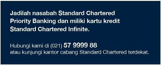 Benefits | Priority Banking | Standard Chartered | Indonesia