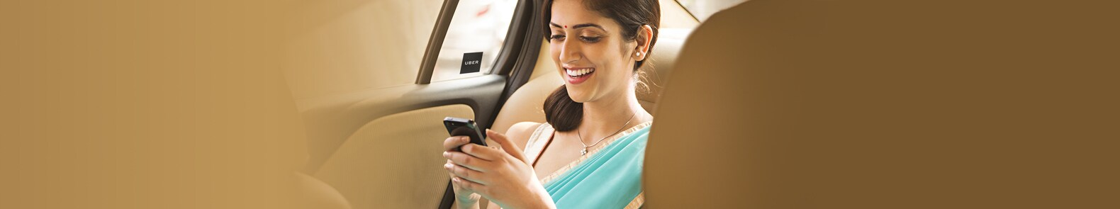 Get 20% cashback* on Uber rides and go further.