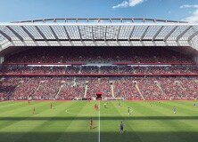 Stand to win a trip to Anfield