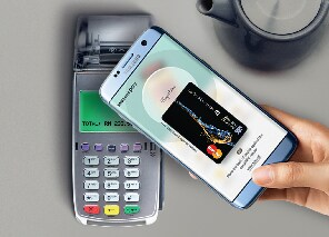 Samsung Pay is now available.